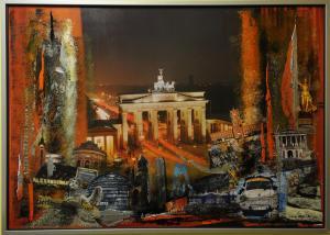 brandenburger-tor ausgestellt im FRITZ Hotel Potsdam
