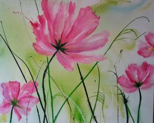 Florales von Helga Krieger